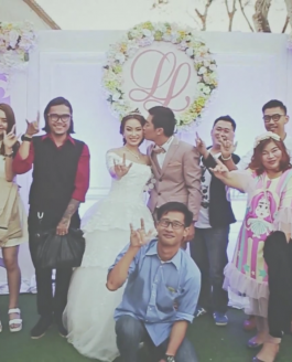 Liew+Leed, Reception 14-02-2015 [SANGDEE]
