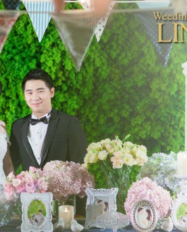 Lin+Ton Wedding Reception 24-04-2015 [SANGDEE]