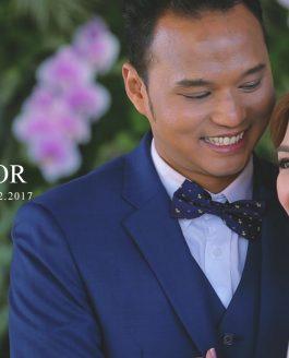 YUKO And POR – The Wedding Day 05.02.2017 [SANGDEE]