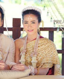Preaw and Ka Tung –  Wedding Highlight 15.01.2017