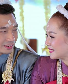 Jan And Moh : Wedding Highlight 12 November 2016