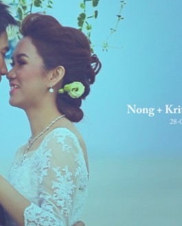Nong + Krit, Wedding Reception 28-03-2015 [SANGDEE]