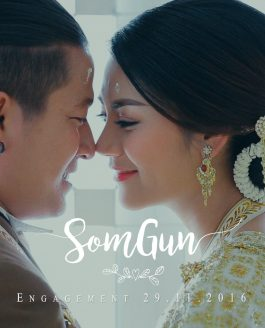 Som + Gun – Wedding Highlight 28.11.2016