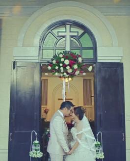 Am+Aat, Chiangrai First Christ – 2 Jan 2015 [SANGDEE]