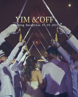 Yim+Off, Reception 07-03-2015 [SANGDEE]