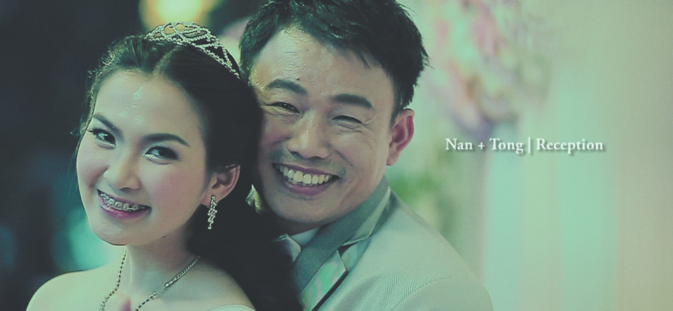Highlight : Nan + Tong | Reception 01.03.2014