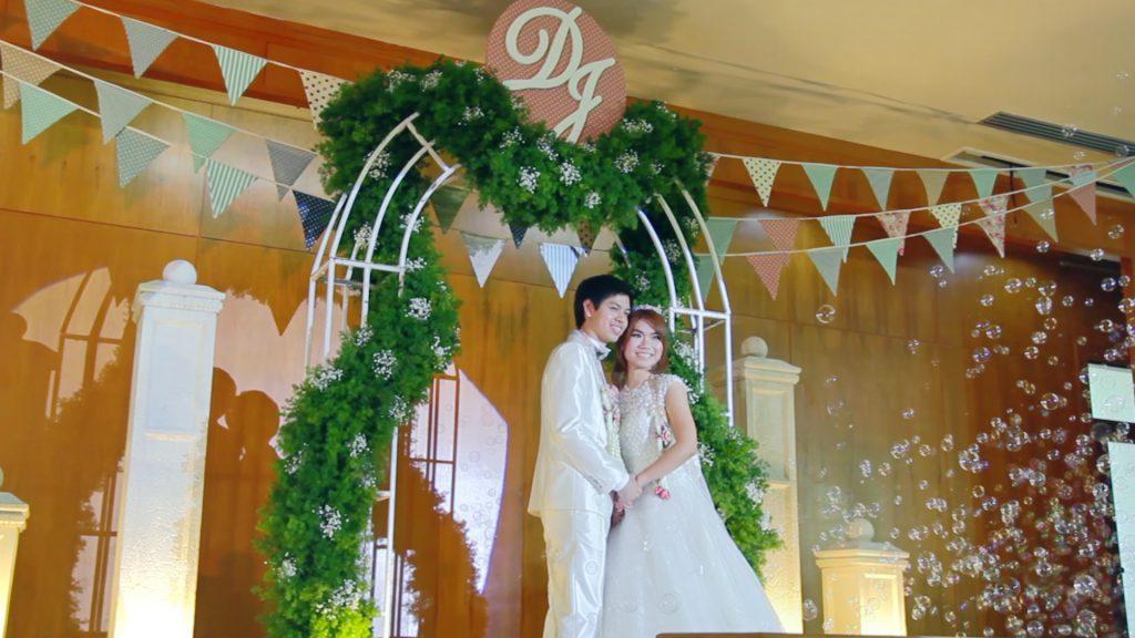 คุณเดียร์ + คุณเจ Wedding Day 09-05-2015