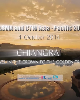 IT&CMA and CTW Asia – Pacific 2014