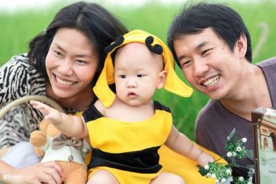 อาตี๋น้อย Family & Baby