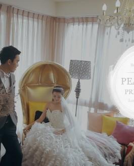 Behind the scene Pre Wedding K.แพร & K.เต๋า ร้านฟ้อน