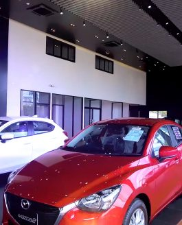 Presentation เปิดโชว์รูมแห่งใหม่ล่าสุด Mazda สาขาบ้านดู่ [SANGDEE]
